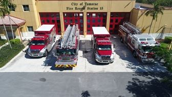 Fire Station 15