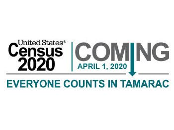 Everyone Counts in Tamarac Logo